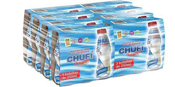 pack 24 botellines horchata chufa chufi 250 ml chollo barato amazon SuperChollos