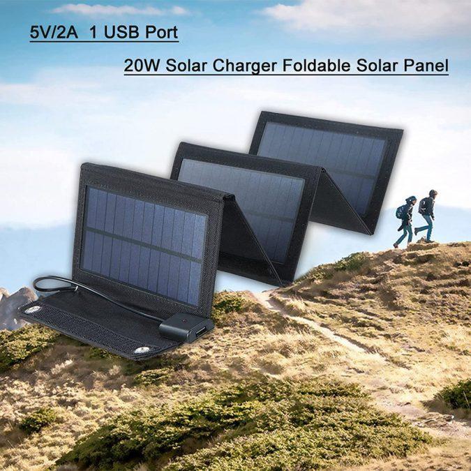 Cargador Solar Irishom barato scaled SuperChollos