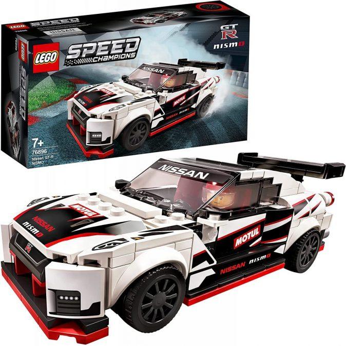 Nissan GT R NISMO de LEGO barato scaled SuperChollos