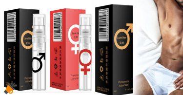 oferta perfumes con feromonas baratos SuperChollos