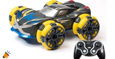 oferta exost hyperdrift coche teledirigido barato SuperChollos