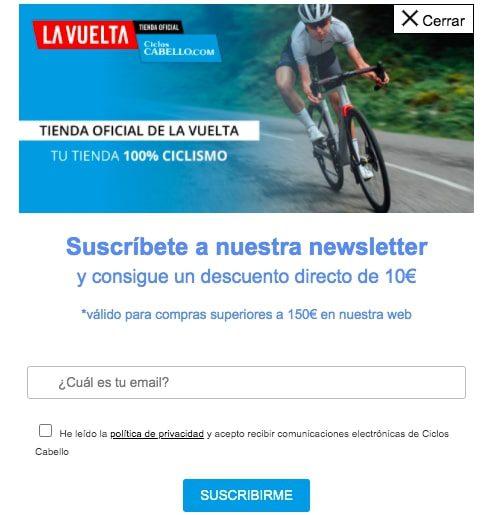 Rebajas Ciclos Cabello6 SuperChollos