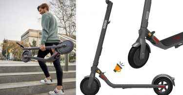 oferta SEGWAY Ninebot Kickscooter E22E barato SuperChollos