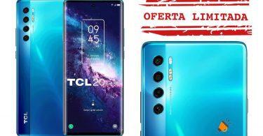 oferta TCL 20 Pro 5G barato SuperChollos