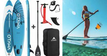 oferta Tabla de paddle surf hinchable Otawa barata SuperChollos