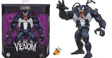 oferta Marvel Legends Venom barata SuperChollos