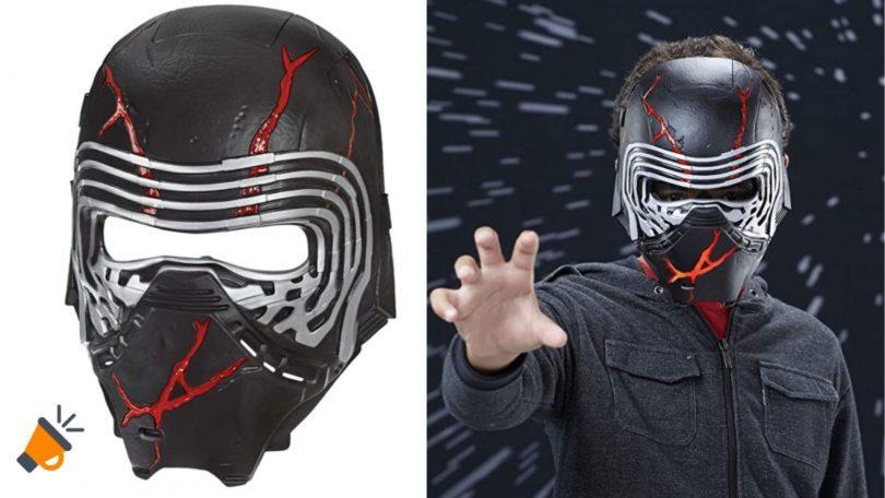 oferta Star Wars Electronic Mask Rp E9 barata SuperChollos