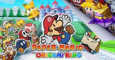 oferta Paper Mario The Origami King barato SuperChollos