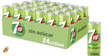oferta 7up lima limon sin azucar barato SuperChollos