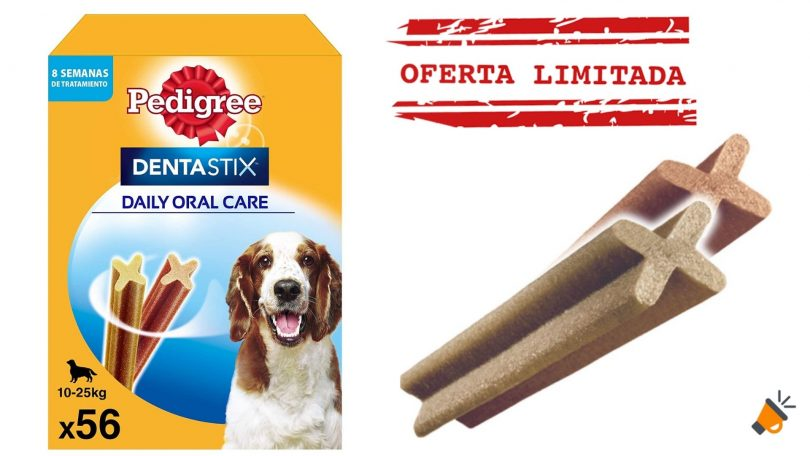 oferta Pedigree Dentastix Snack barato SuperChollos