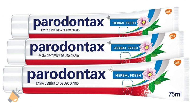 Oferta Parodontax pasta dientes barata SuperChollos