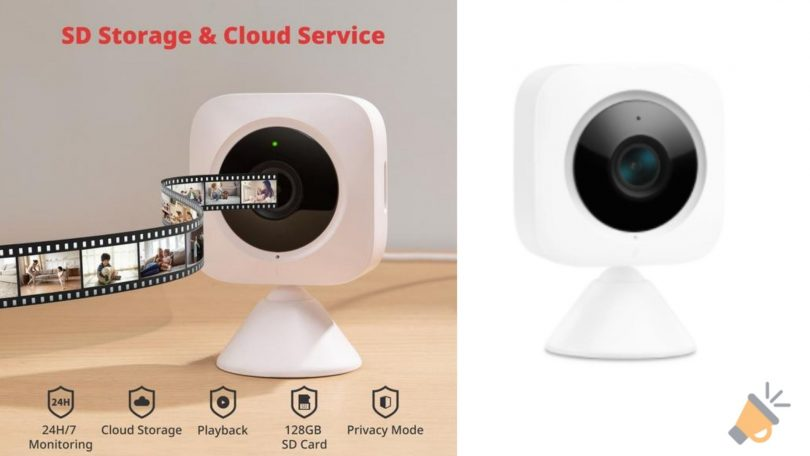 oferta SwitchBot Indoor Cam barato SuperChollos