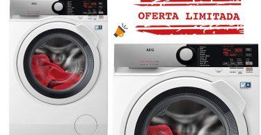 oferta AEG L7WEE861 Lavasecadora barata SuperChollos