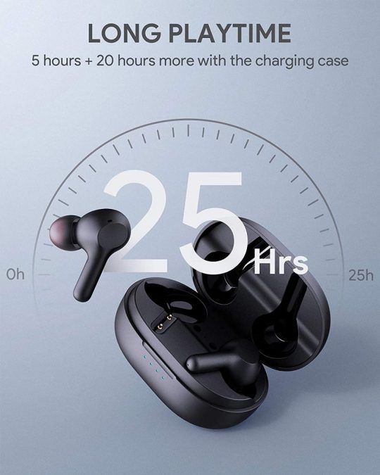 Auriculares Inala%CC%81mbricos Bluetooth HAHB baratos scaled SuperChollos