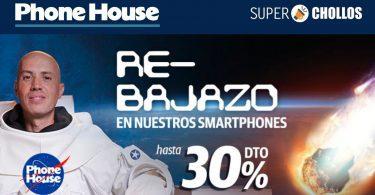 ofertas Rebajazo en Phone House SuperChollos