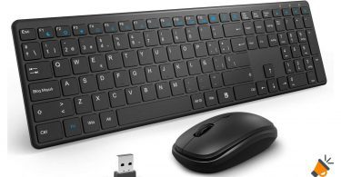 oferta tedgem teclado raton inalambricos baratos SuperChollos
