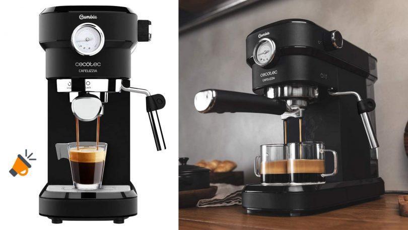 oferta Cecotec Cafelizzia 790 Black Pro barata SuperChollos