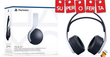 oferta PULSE 3D PlayStation 5 baratos SuperChollos