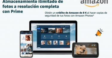8E GRATIS Amazon Photos barato SuperChollos