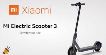 oferta Xiaomi Mi Electric Scooter 3 barato 1 SuperChollos