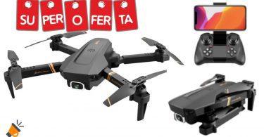 oferta Dron V4 barato SuperChollos