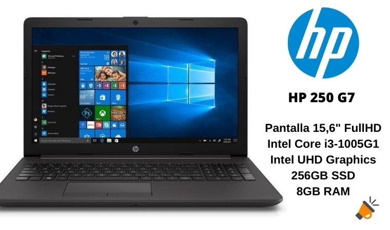 oferta HP 250 G7 barato SuperChollos