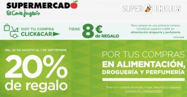 ofertas bonificacion El Corte Ingle%CC%81s SuperChollos