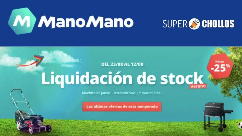 liquidacio%CC%81n stock manomano SuperChollos