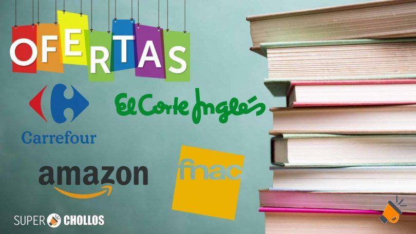 libros de texto baratos SuperChollos