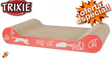 oferta Trixie Wild Cat rascador barato SuperChollos