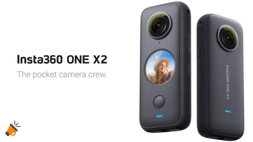 oferta Insta 360 One X2 barata SuperChollos