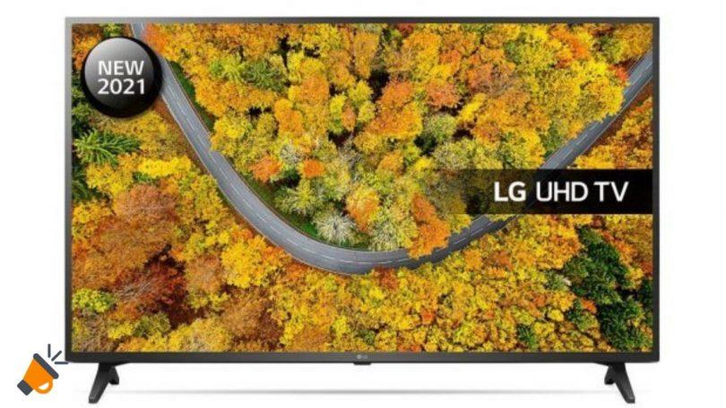 oferta LG 55UP75003LF barata SuperChollos