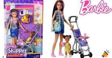 oferta barbie Skipper nin%CC%83era barata SuperChollos
