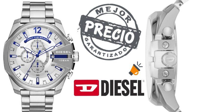 oferta Diesel DZ4477 Mega Chief barato SuperChollos