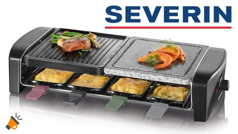 oferta SEVERIN RG 9645 Raclette barata SuperChollos