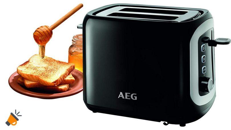 oferta AEG AT3300 Tostadora barata SuperChollos