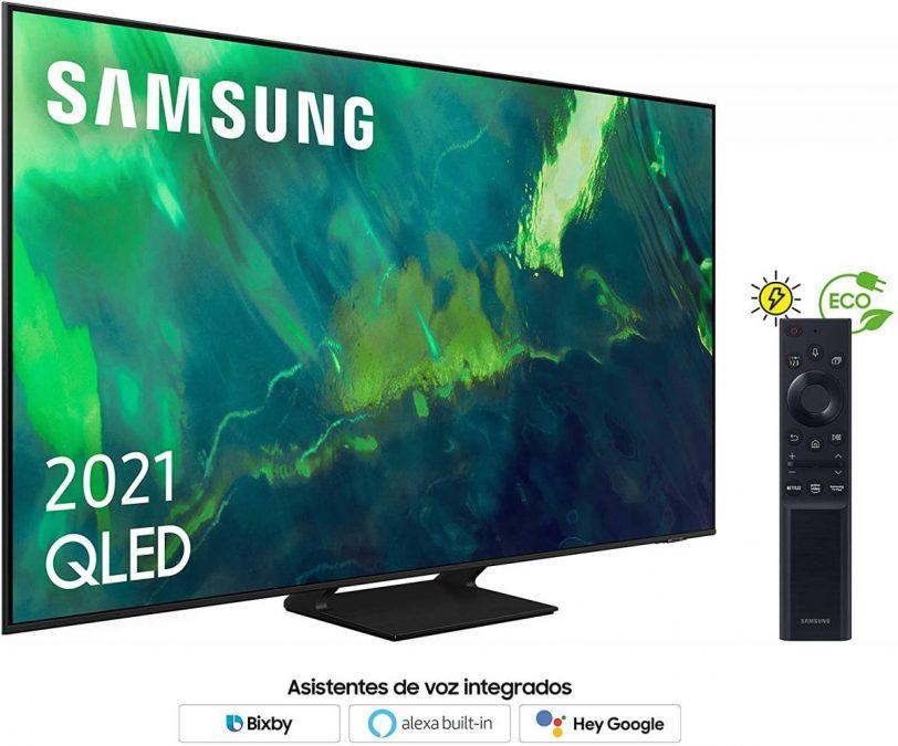 Samsung QLED 65Q70A barata 1 scaled SuperChollos