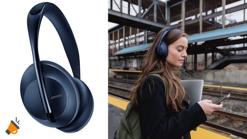 oferta auriculares Bose 700 baratos SuperChollos
