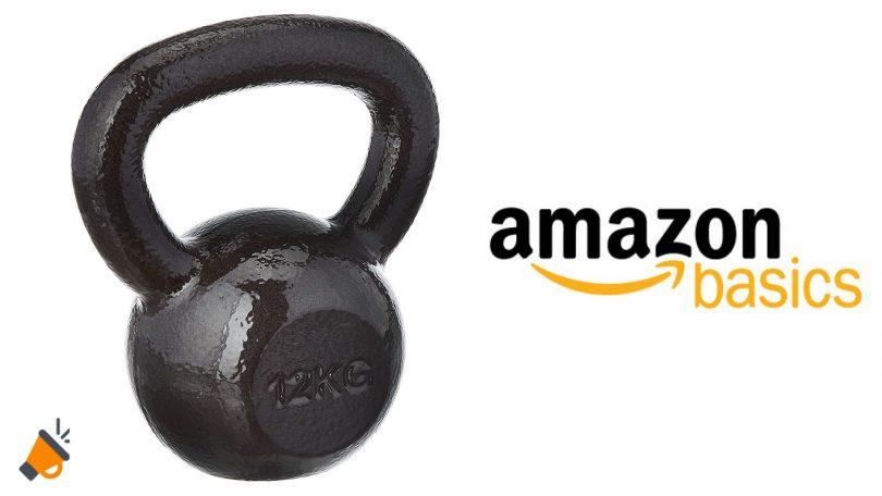oferta Amazon Basics Pesa rusa barata SuperChollos