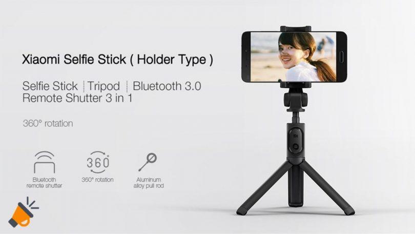 oferta xiaomi selfie stick barato SuperChollos