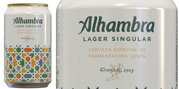 Alhambra Lager Singular barata SuperChollos