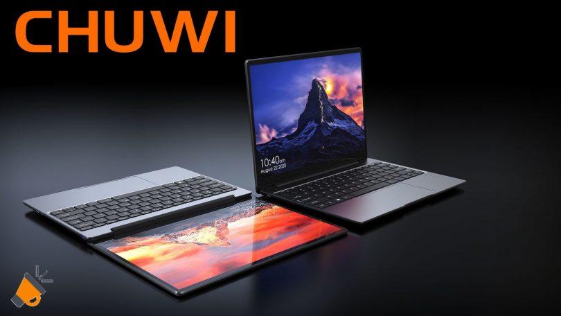 oferta Chuwi GemiBook pro barato SuperChollos