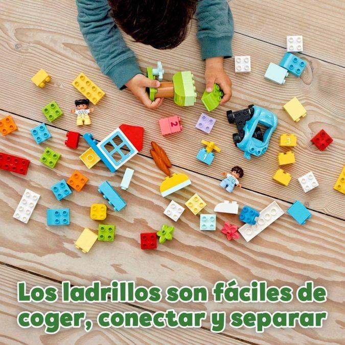 Caja ladrillos LEGO Duplo barata scaled SuperChollos