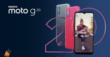 oferta Motorola Moto g20 barato SuperChollos