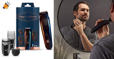 oferta King C. Gillette Recortadora barata SuperChollos