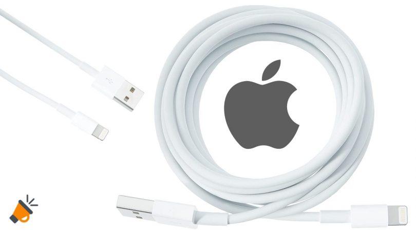 oferta cable apple dlightning barato 2 SuperChollos