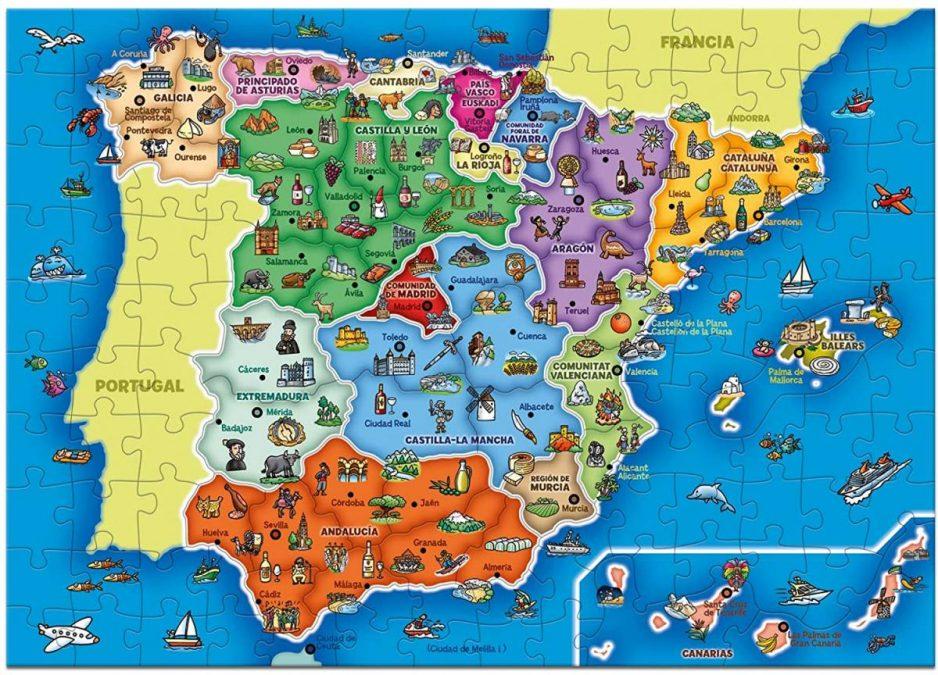 Puzzle Provincias y Autonomi%CC%81as Espan%CC%83a barato 1 scaled SuperChollos