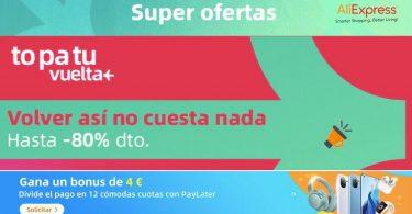 ofertas promo aliexpress SuperChollos