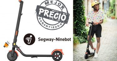 oferta Ninebot Scooter ES1LD barato SuperChollos