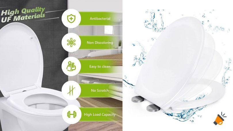 oferta Enibon Tapa WC barata SuperChollos